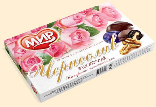 Чернослив «Розы», 220г