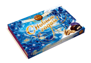 Чернослив в шоколаде, 240г