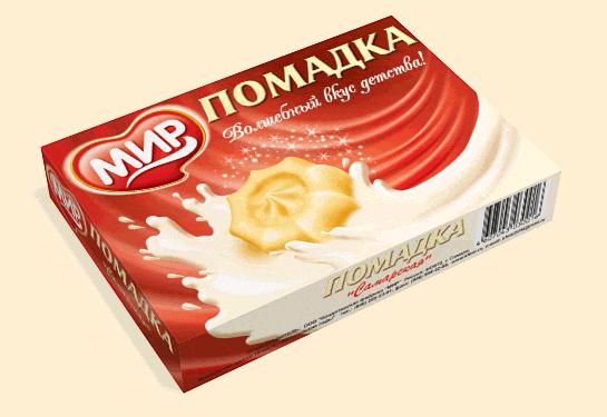 Помадка Самарская
