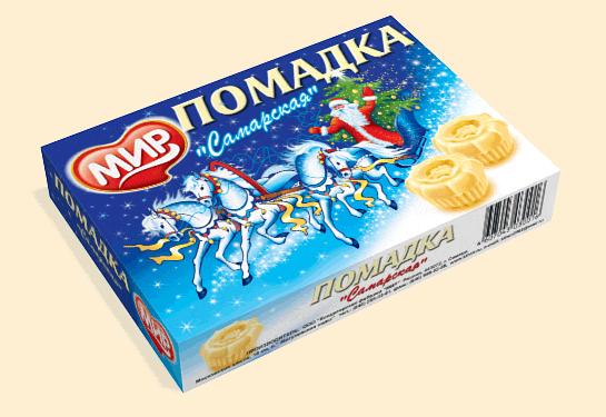 Помадка «Самарская», 200г