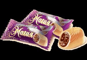 Шоколадная магия