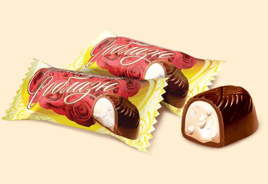 Шоколадный соблазн