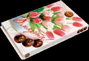 Шоколадные конфеты «8 Марта», 200г