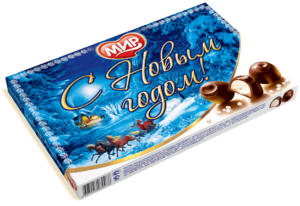 Шоколадные конфеты, 200г